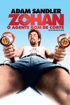Zohan: O Agente Bom de Corte