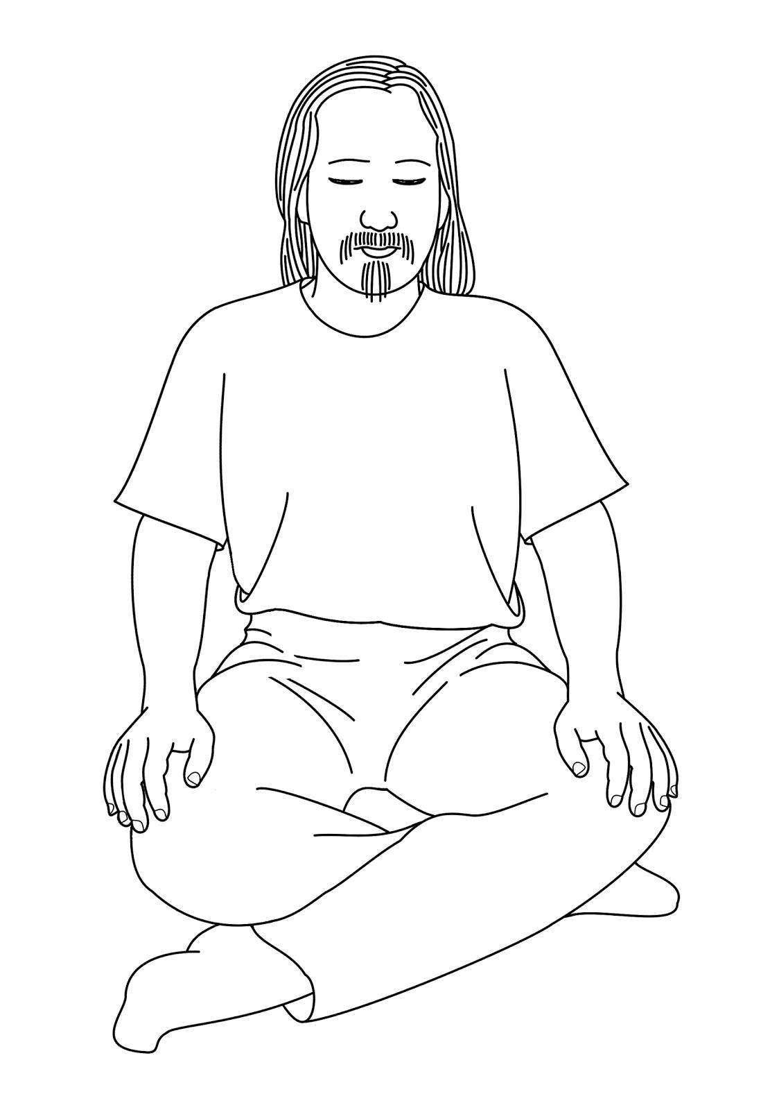 Ngakma Nor'dzin Pamo: Are you sitting comfortably?