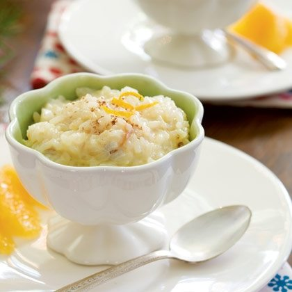 Grandma Kuck's Rice Pudding