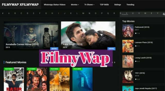 Filmywap - Download Bollywood, Movies, Hollywood Movies Free