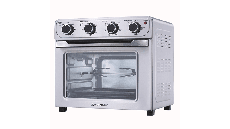 Hanabishi launches HAFEO-30SS Air Fryer Oven with larger 30-liter capacity!