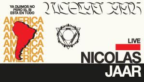 Nicolas Jarr en Bogotá
