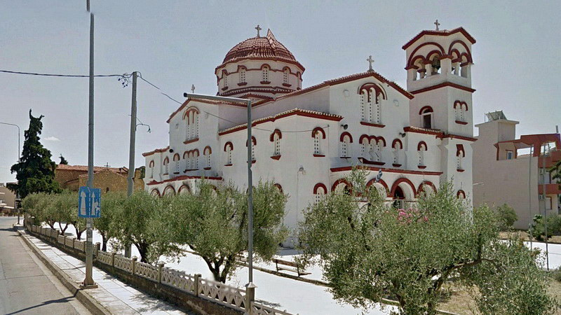 Εορτασμός Αγίου Γεωργίου στη Νέα Χηλή Αλεξανδρούπολης