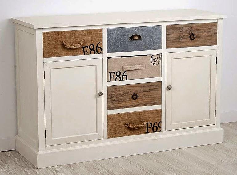 cambiar aspecto mueble recibidor decorar tu casa es ud el recibidor muebles vintage