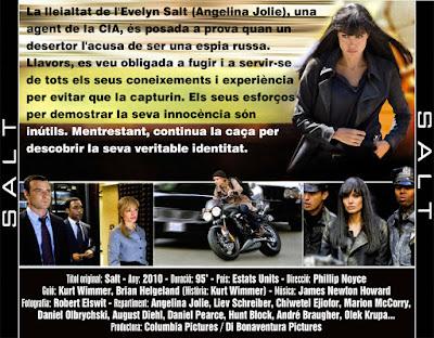 Salt - [2010]