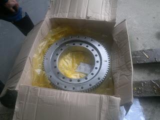Mâm xoay cẩu SOOSAN 3 tấn- SCS314-SCS333-SCS334-SCS335