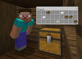 Cara menemukan peta harta karun di minecraft