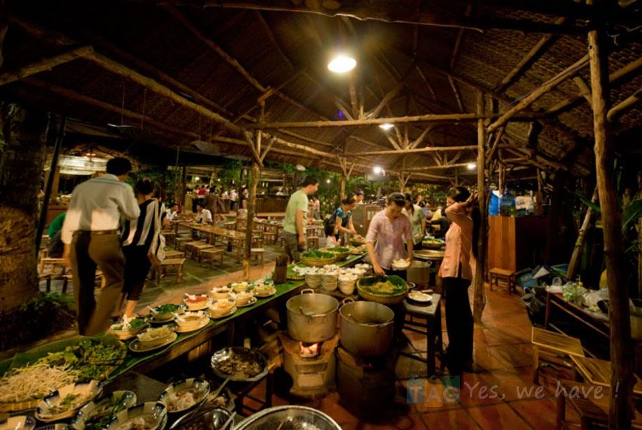 Discover Vietnam Binh Quoi Tourist Village Group Vietnam Visa Services Landing Visa In Vietnam Vietnam Tour