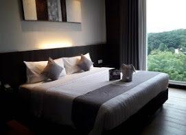 Kamar Hotel Neo Bandung