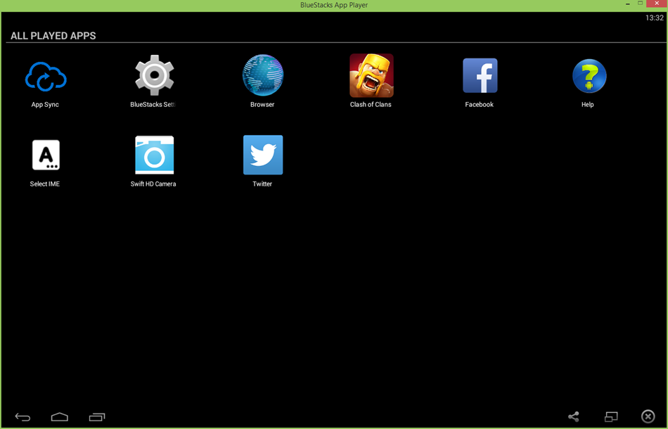 bluestacks twitter