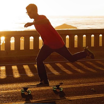 The Board Guide: The Ultimate Beginner's Guide to Longboarding