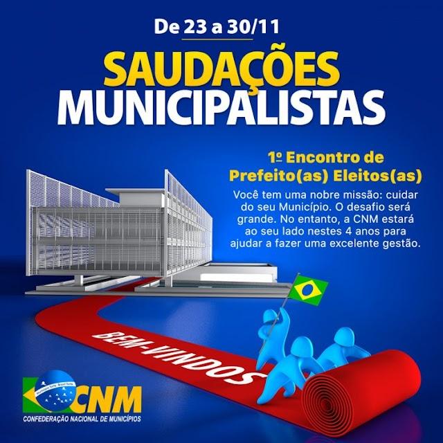 Prefeitos eleitos no Ceará começam a articular pauta a ser apresentada ao Governo Federal para 2021