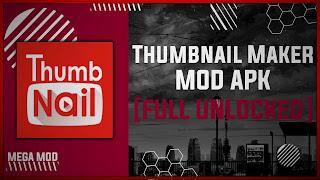 Thumbnail Maker For YT MOD APK [PREMIUM UNLOCKED] Latest (V2.2.6)