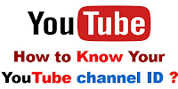 How to Know Your YouTube Channel ID?