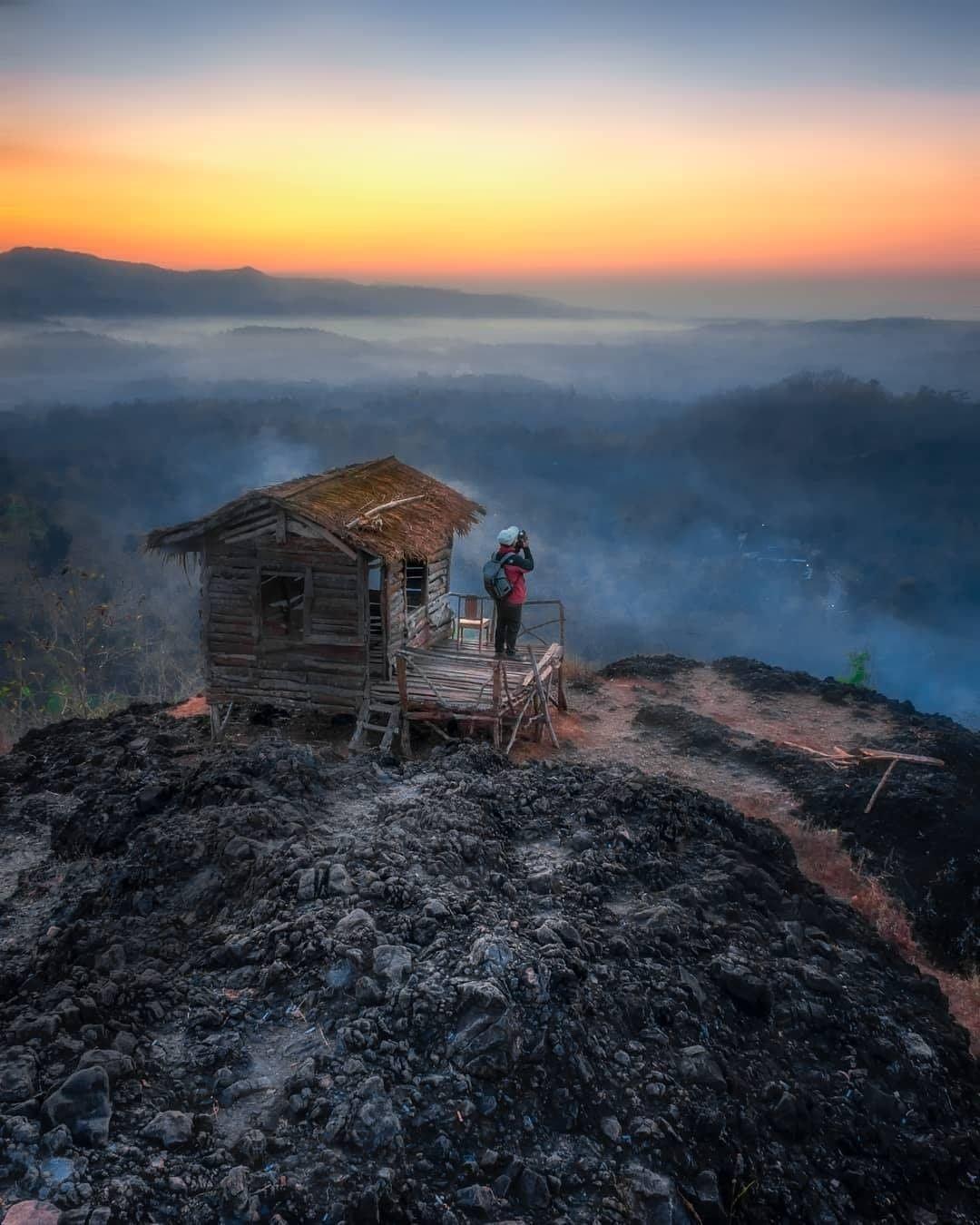 Keindahan Gunung Ireng Gunung Kidul
