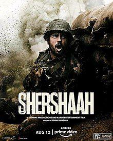 Shershaah 2021 Full Movie Download 480p