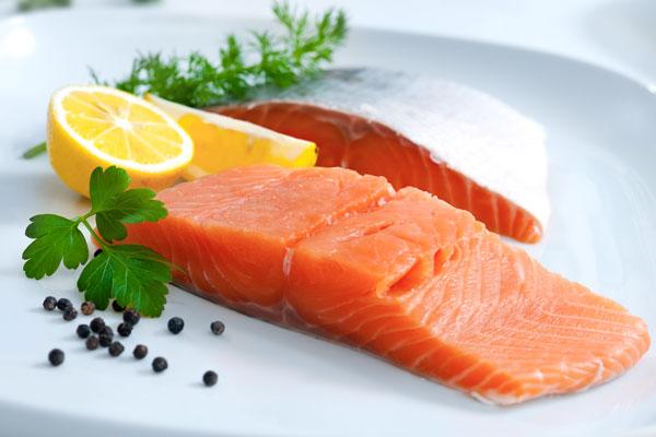 cá hồi giúp bạn giảm cân hiệu quả