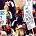 Milhares de pessoas protestaram contra os novos bloqueios da Nova Ordem Mundial em Londes, Exigindo um fim imediato às restrições do C-19
