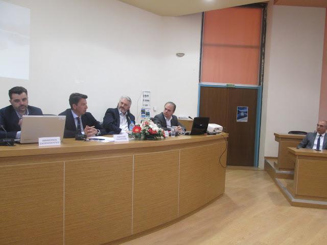 Πρέβεζα: Με Εξαιρετική Επιτυχία Ολοκληρώθηκαν Οι Εργασίες Της 5ης Γενικής Συνέλευσης Του Δικτύου Πόλεων Με Λίμνες.