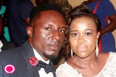 Faces @ Wedding of Vanguard Creative Designer, Emmanuel Etim and Wife, Kelechi