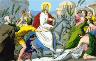 Το Ευαγγέλιο της Κυριακής 9 Απριλίου – Των Βαΐων. (᾿Ιωάν. ιβ´ 1-18)