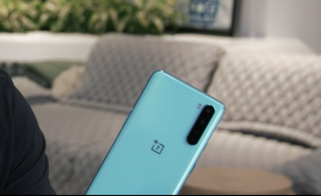 OnePlus Nord - OFFICIAL DESIGN REVEALED