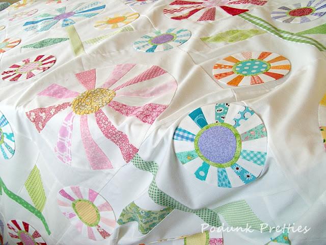 dresden daisies quilt