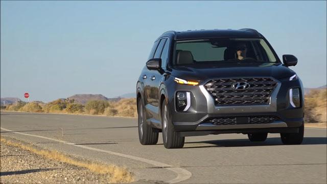 مراجعة هيونداي باليسايد 2020 - Hyundai Palisade 2020 Review