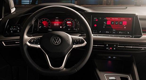 Novo VW Golf Mk8 2929: primeiras fotos oficiais divulgadas