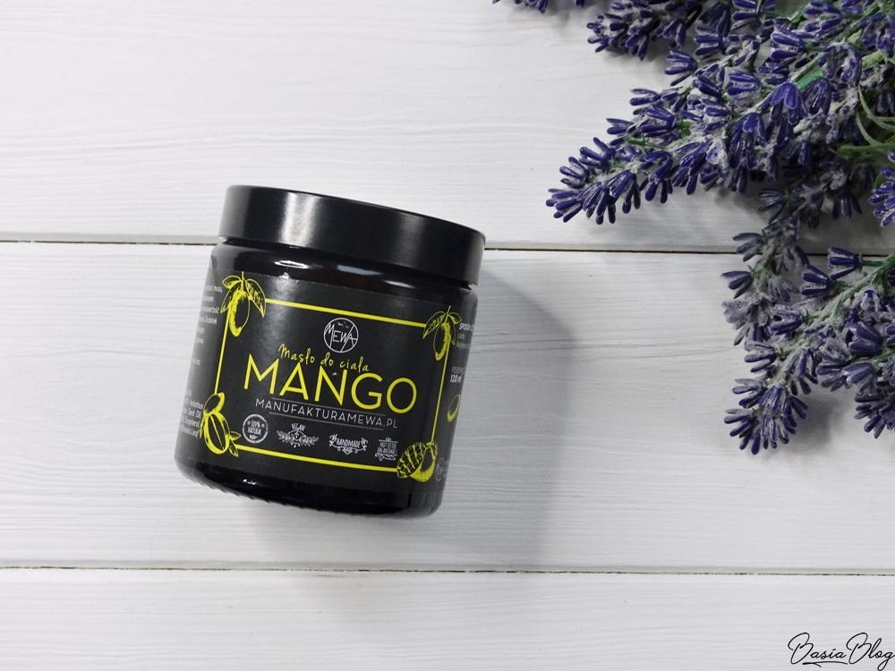 Manufaktura Mewa masło do ciała Mango