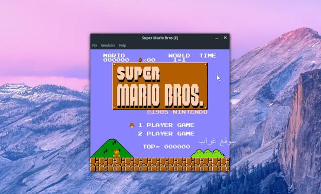 ألعاب ماريو 64