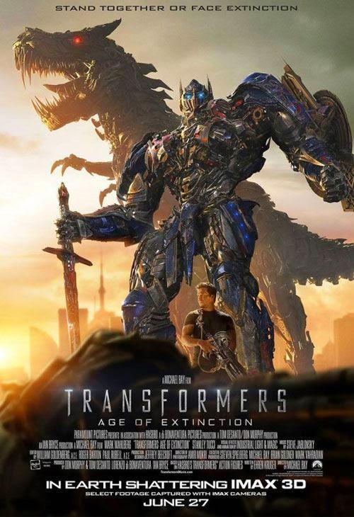 Transformers 4 Age of Extinction ทรานส์ฟอร์เมอร์ส 4 มหาวิบัติยุคสูญพันธุ์ [HD][พากย์ไทย]