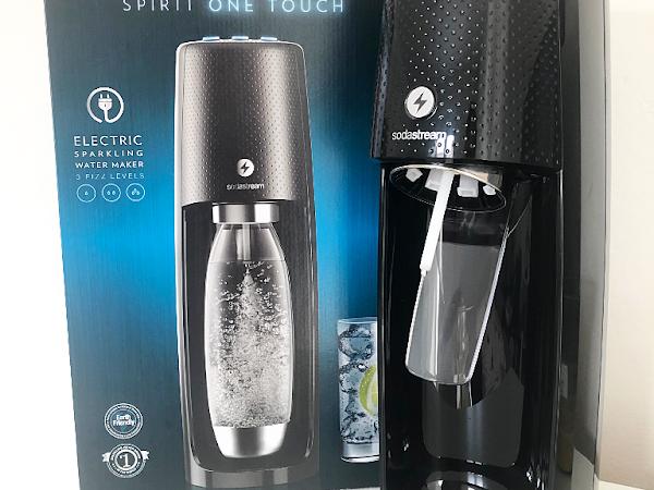 SodaStream Spirit One Touch