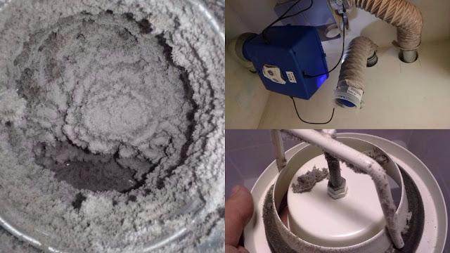 geurhinder door vuile ventilatiekanalen