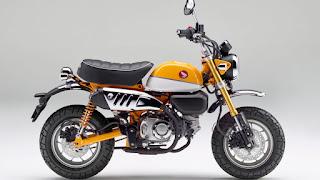 Honda Monkey motorcycles