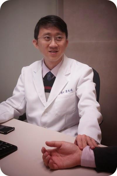 芯傳中醫診所: [芯傳中醫診所醫師] 盧欣晧 醫師