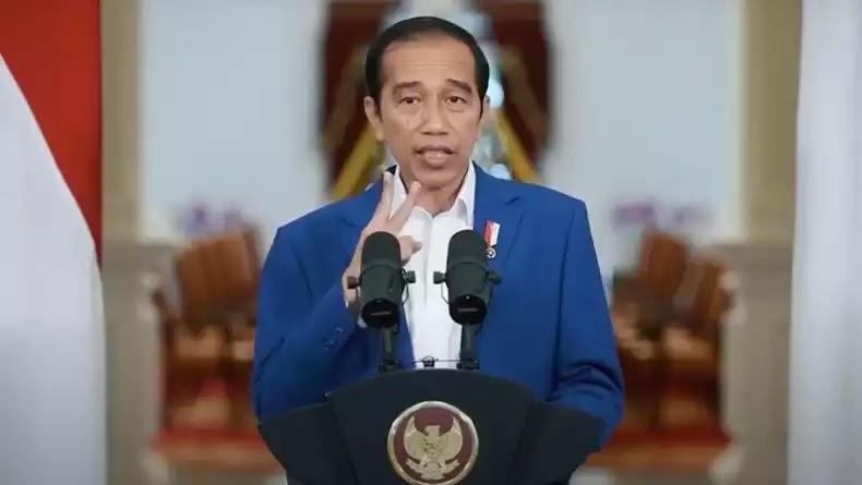 Terungkap, Pesan Khusus Jokowi ke Yasonna sebelum Putuskan Tolak Demokrat Kubu Moeldoko