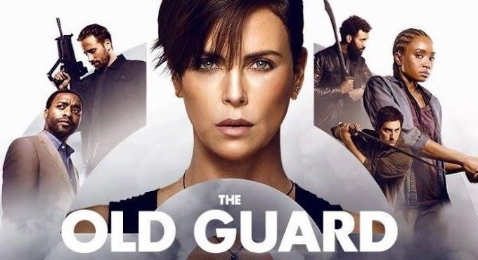 Netflix original superhero film The Old Guard review