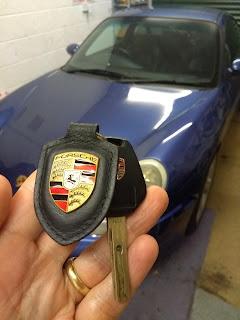 Porsche 996 Remote Locking Broken - How to Fix