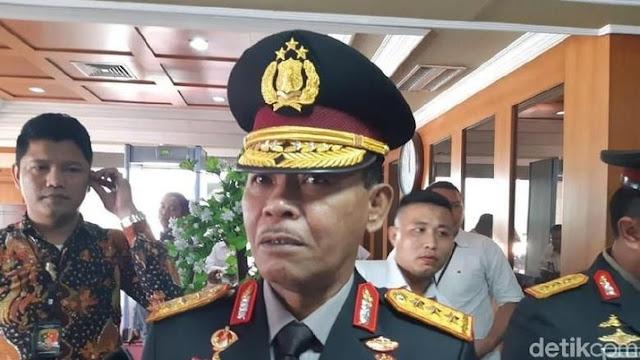 Bertemu 20 Menit, Jokowi Minta Kapolri Ungkap Kasus Novel