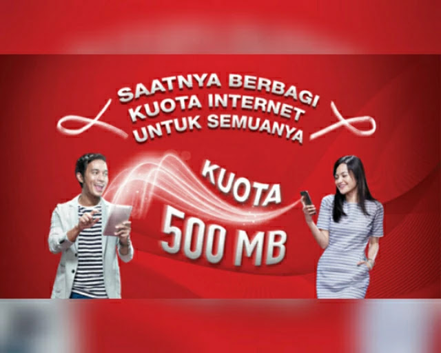 Transfer Kuota Telkomsel Terbaru