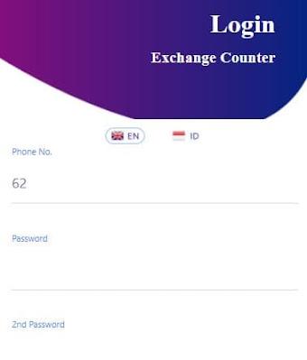 cara membeli view point di exchange counter
