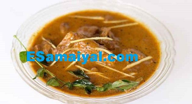 மட்டன் தோ பியாஸ் செய்முறை / Mutton Tho pias Recipe |