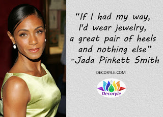 Jada Pinkett Smith Jewellery Quote