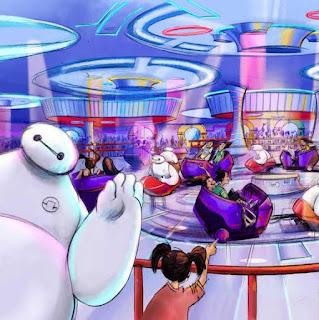 Japoneses anunciaram a reforma da Disneyland Tokyo, prometendo trazer Big Hero 6 e A Bela e A Fera