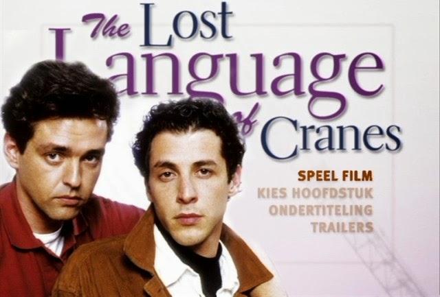 El lenguaje perdido de las grúas, imagen