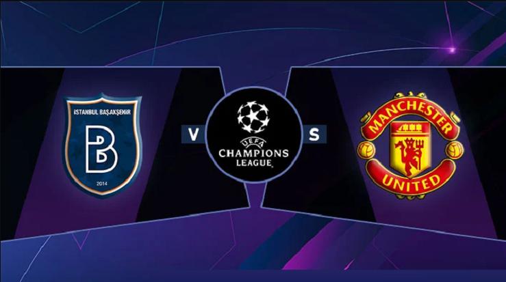 بث مباشر مباراة مانشستر يونايتد وباشاك شهير