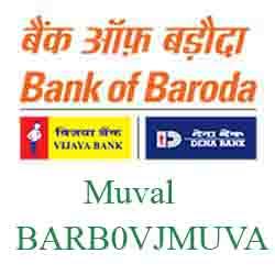 Vijaya Baroda Bank Muval Branch New IFSC, MICR