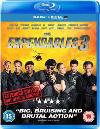 The Expendables 3 2014 480p 400MB BRRip Dual Audio