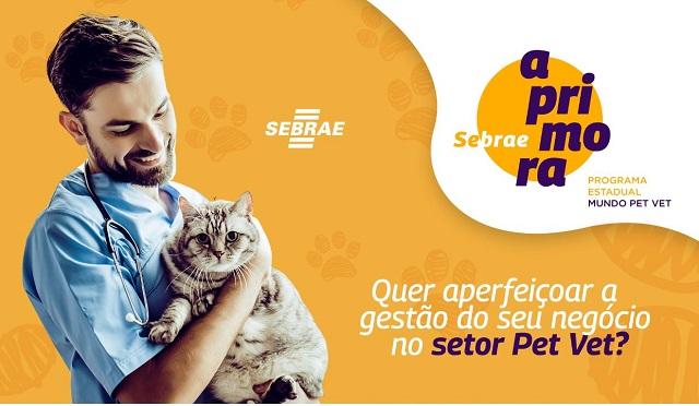 Estão abertas as inscrições para o Sebrae Aprimora Mundo Pet Vet no Vale do Ribeira